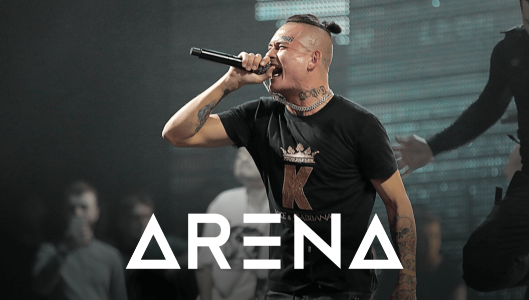 Morgenshtern — вечеринка в клубе Arena by Soho Family